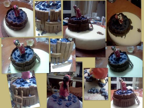 Torta Vendemmia